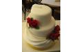 ESK2051 -  erre az esküvői torta kódra hivatkozzon!