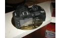 Fényképezőgép torta KRE2101