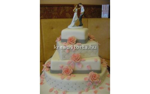ESK2014 -  erre az esküvői torta kódra hivatkozzon!