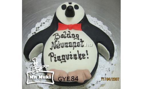GYE2084 - erre a gyerek torta kódra hivatkozzon!