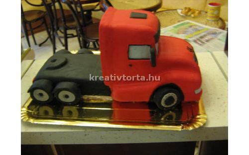 Kamion torta JAR2039 - erre a jármű torta kódra hivatkozzon! Telefon: +36 1 318 8315