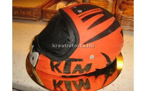 Bukósisak torta KRE2098